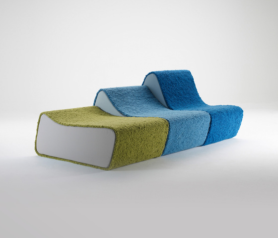 Surfer Sofa - Modular sofa de Pudelskern
