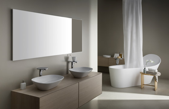 Palomba Collection | Mirror de Laufen