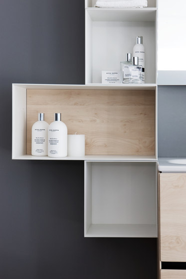Palomba Collection | Tall cabinet de Laufen