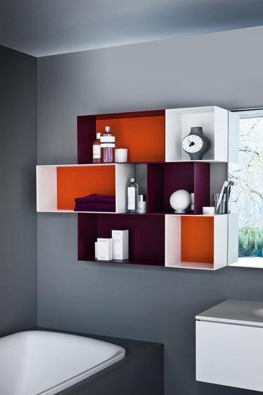 Palomba collection meuble pour salle de bain de laufen for Meuble pour collection