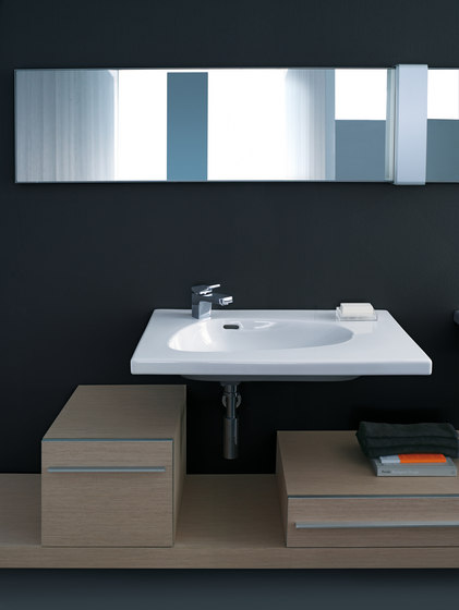 Palomba Collection | Vanity unit by Laufen