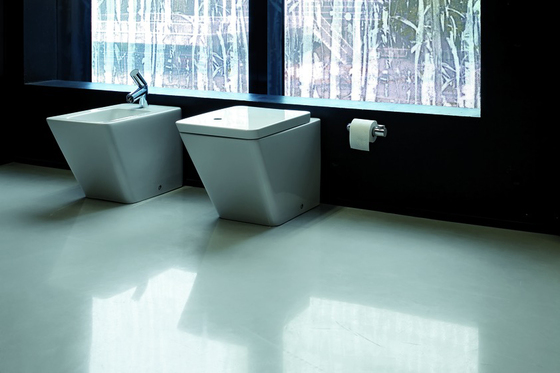 ILBAGNOALESSI dOt | Floorstanding WC by Laufen