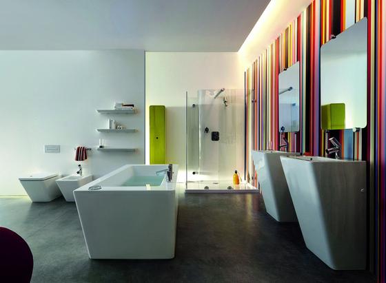 ILBAGNOALESSI dOt | Bathtub by Laufen