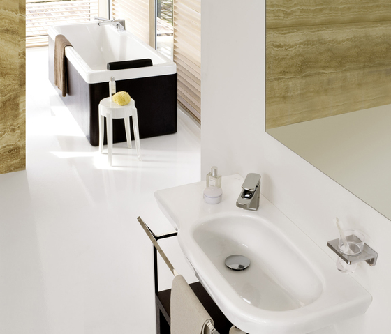 Lb3 | Double countertop washbasin by Laufen