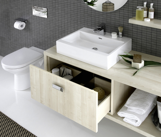 living city | Lavabo de Laufen