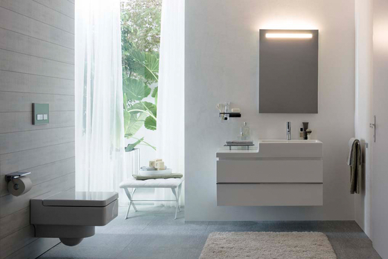 living city | Built-in washbasin by Laufen