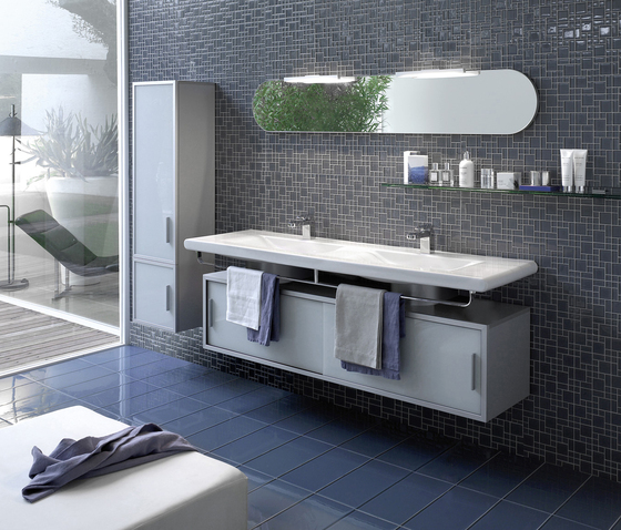 living style lavabo de laufen produit. Black Bedroom Furniture Sets. Home Design Ideas
