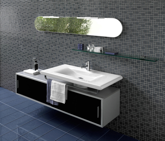 living style | Countertop washbasin by Laufen