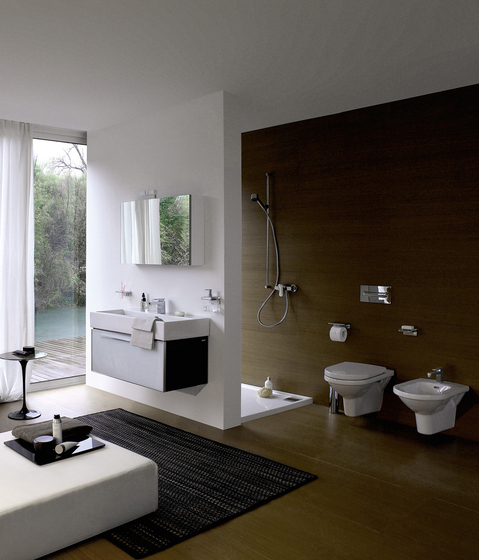 living | WC-seat by Laufen