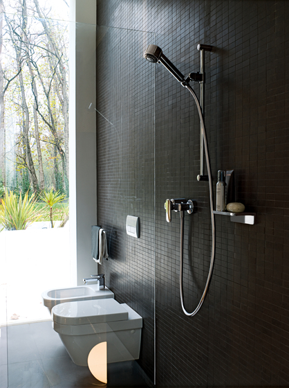 living | Wall-hung bidet by Laufen