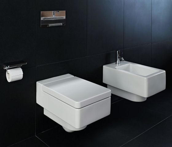 living|  Floorstanding bidet by Laufen