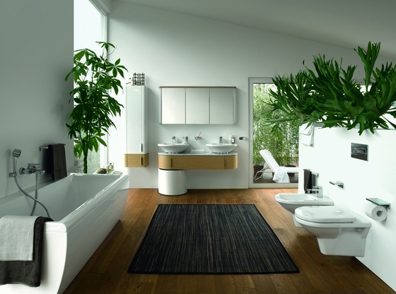 living | Wellness Bathtub by Laufen