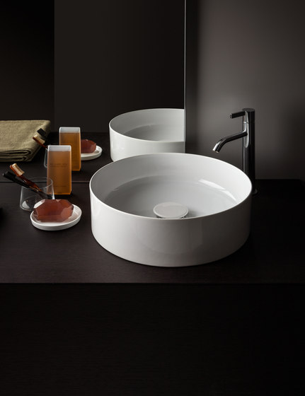 living square | Vanity unit floor standing by Laufen