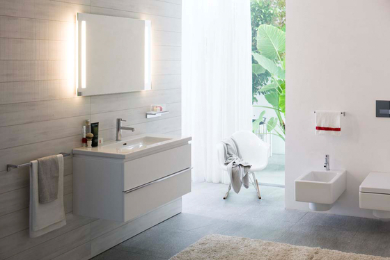 living square waschbecken von laufen living square. Black Bedroom Furniture Sets. Home Design Ideas