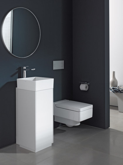 living square | Vanity unit floor standing di Laufen