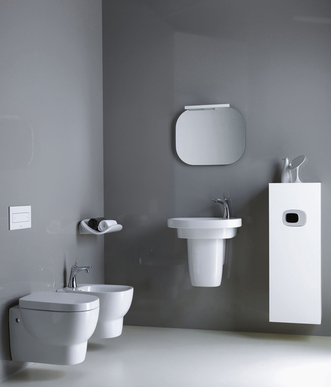 Mimo | Washbasin by Laufen