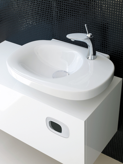 Mimo | Double washbasin by Laufen