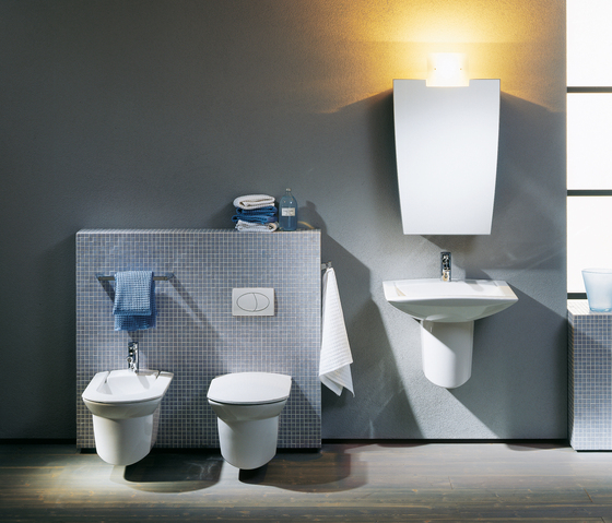 Mylife | drop-in basin by Laufen