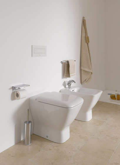 Palace | Wall-hung bidet by Laufen