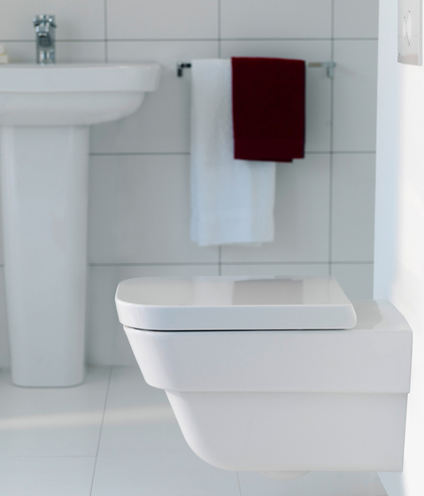 Moderna R | Wall-hung WC by Laufen