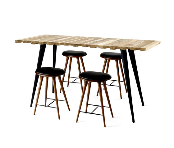 Mill Table bar by Mater