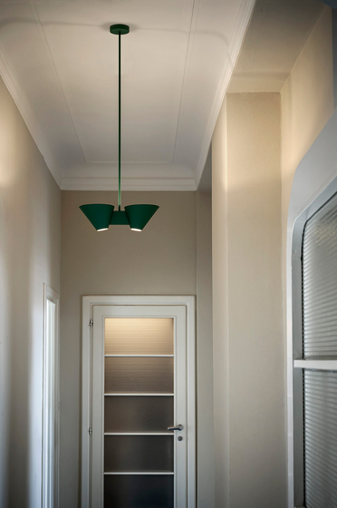 Billy DL Ceiling Lamp by J.T. Kalmar GmbH