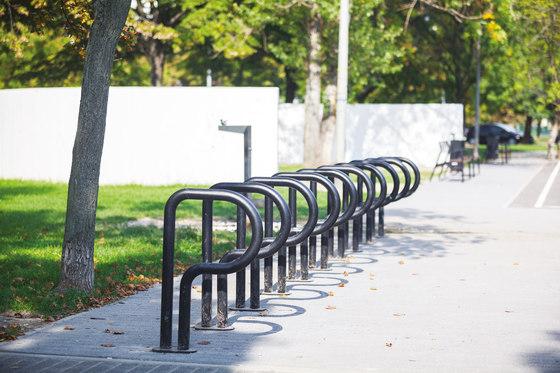 bikepark | Fahrradständer von mmcité