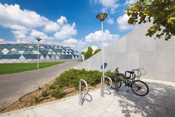 bikepark | Bicycle stand by mmcité