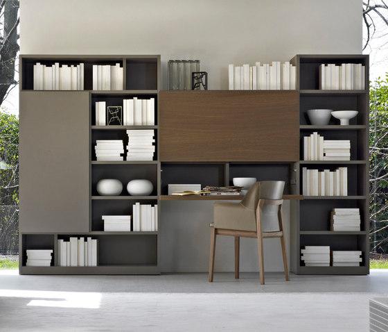 Libreria Con Scrivania Incorporata RL37 » Regardsdefemmes