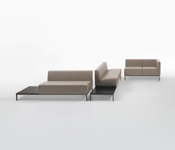 Ascot Low Sofa by Giulio Marelli