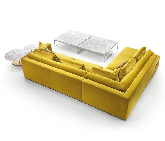 Davos Sofa by Giulio Marelli