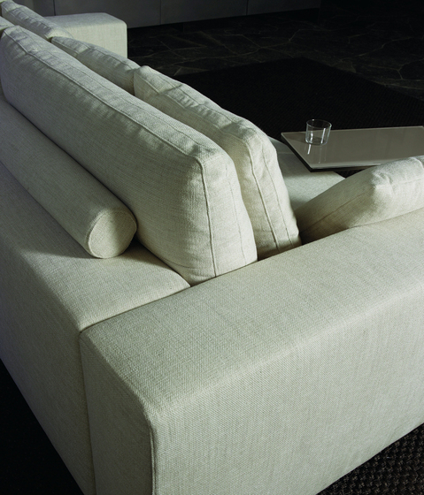 Jack 120 Sofa de Giulio Marelli