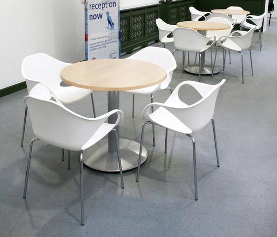 Nina Chair de Giulio Marelli