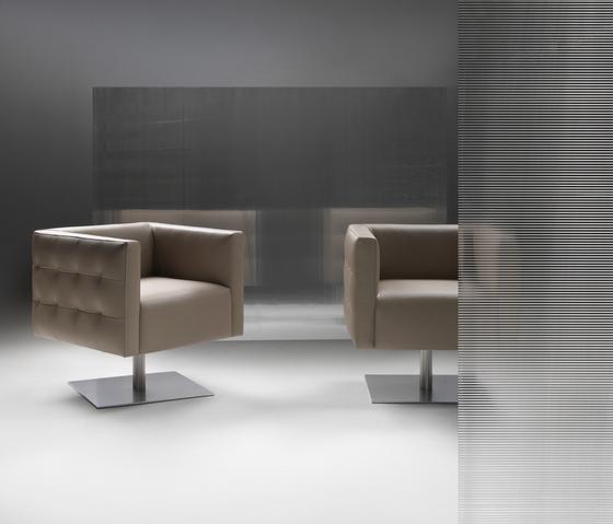 Prestige Chaise pivotante de Giulio Marelli