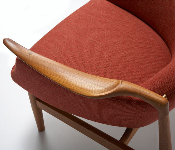 FJ-01 Easy Chair by Kitani Japan Inc.