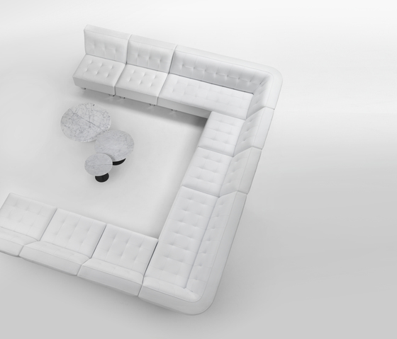 Snake Sofa by Giulio Marelli