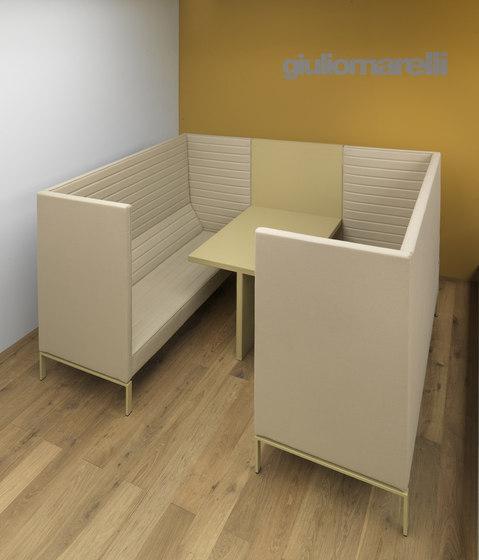 stripes de giulio marelli canap banc produit. Black Bedroom Furniture Sets. Home Design Ideas