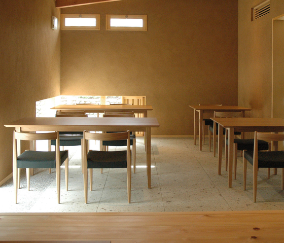 ND-03 Chair by Kitani Japan Inc.