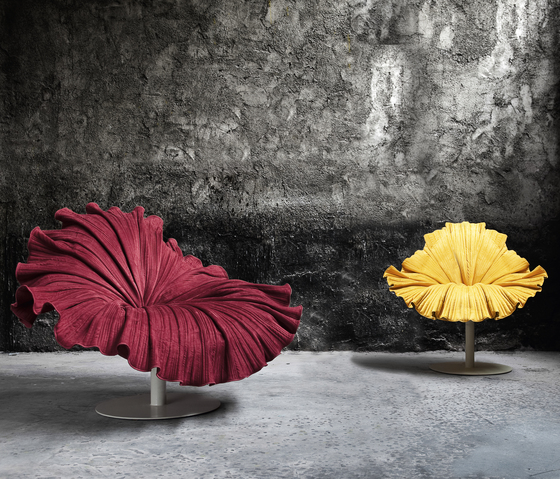 Bloom Easy Armchair by Kenneth Cobonpue