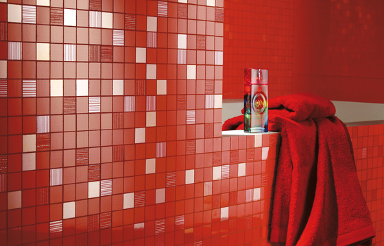 Adore Flame Mosaic by Atlas Concorde