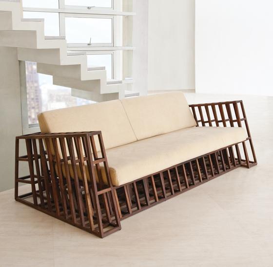 Tilt Sofa von Kenneth Cobonpue