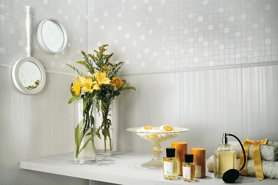 Radiance Rose Mosaic Dek by Atlas Concorde