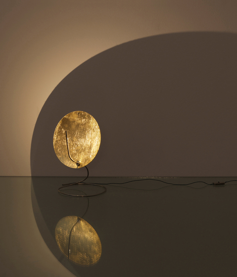 Luna parete 1 LED de Catellani & Smith
