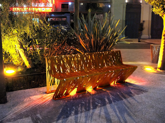 Crossed Planter by LAB23