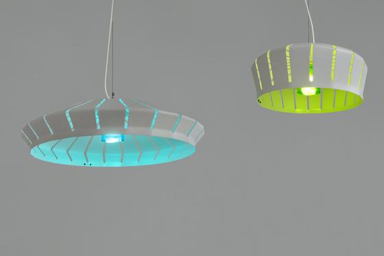 Crown Pendant lamp by Formfjord