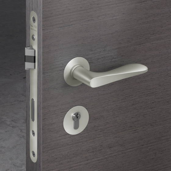 Morrison Lever Handle Set by FSB