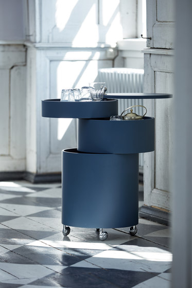 Barboy Black | Table by Verpan