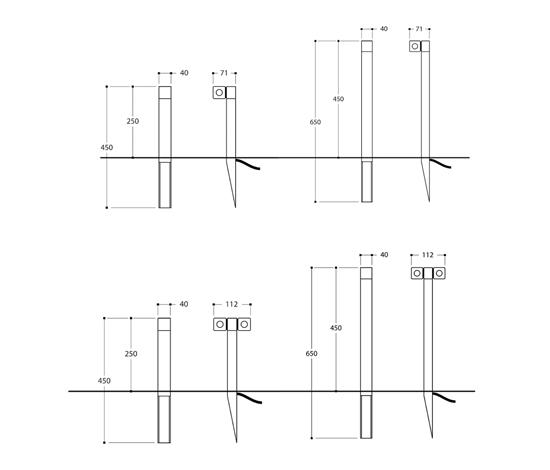 Spike Mono 45cm by Dexter