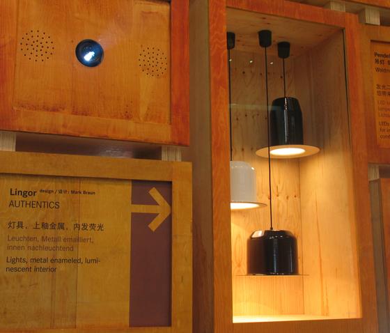 LINGOR pendant light by Authentics