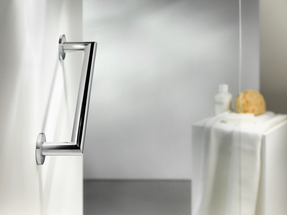 Kubic Cool Glass Shelf by pomd'or
